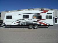 For sale, 2007 WEEKEND WARRIOR 30' SUPERLITE toy