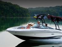 3369-Searay- yr-2011- model 205 Sport-5.0 engine-