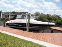 The Captiva is a great boat to step up to when your
