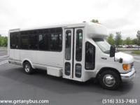 We have 30 used buses in stock!We have multiple E450