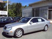 *2006 Mercedes-Benz S430 4Matic, One Owner, Clean