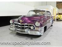 This 1952 Cadillac Coupe DeVille (Stock # B1697) is
