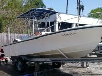 1988 / 22' Offshore Yachts Center Console with 1998