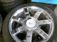 For Sale set of 4 285 45 R22 Cadillac Escalade Rims