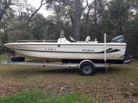 Call Tony . Description: 2002 22' Cobia Bay boat with
