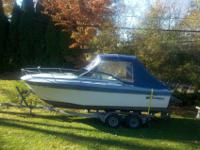 You can own this classic 22' Cruisers Inc. Baron. This