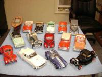 Die-Cast Classic cars-1/18 scale,also have many
