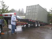 MEDICAL CONDITION FORCES SALE---22' Flatbed