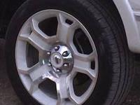 "For Sale:. 4- 22"" Ford F-150 Limited Rims. These are"