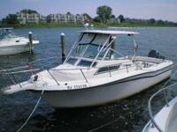22' grady white hull 1989 the motor is a 200 hpdi  2002