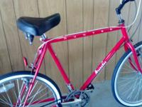 "I have a 22"" Hunter Azapahoe Commuter forsale.  This"