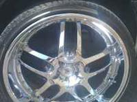 I have some 22 inch rims for $1300.00. For more info