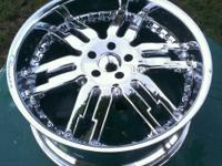 Do you have any 22 inch Caraca Giovanna Rims? Are you