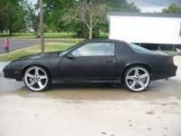 I have some 22 inch IROC rims with good tires. 5 lug