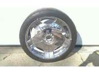 I have some 22s for sale they are 5 lug pattern and the