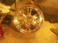 Description VERY NICE 22 inch rims no scratches..no