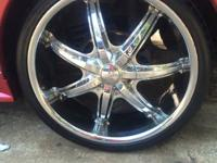 Rims and tires want gone ASAP so I can buy some more