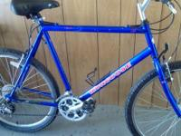 I have a Mongoose DX 3.3 commuter forsale. This bike