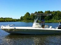 2004 Nautic Star Bay 2200 Bay Boat For Sale in