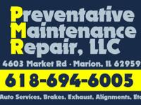 Preventative Maintenance Repair LLC Auto