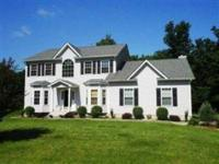 Almost new Colonial on quiet cul-de-sac in great family