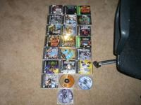For sale are 22 PS1/PS2 Games. All for $22.00! That