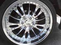 Descent tires, 6 lug chevy or gmc, serious inquiries
