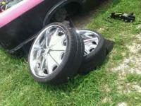 i have only TWO 22s for sale there kmc fullface I HAVE