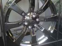22 inch stock oe rims only-$1385 (new) Fit 6 lug gm I