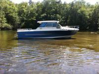 1982 Tripp Angler 22 Flust Deck, Outboard. Classic