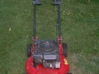 Manufactured 8/94 this fully functional mower was the