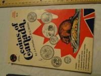 For sale are 2 vintage coin collecting books. the 1970