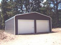Have this spacious 22' wide x 26' long x 8' sidewall 2