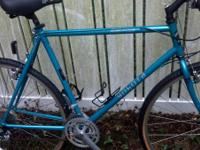 "I have a 22"" Yokota Mariposa hybrid bike for sale. This"