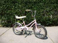 "From Nottingham UK, 1969 - 20""/50cm. - woman's Raleigh"