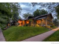 This exceptional home in the heart of Park Hill on a