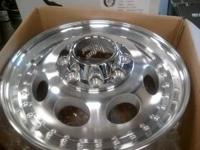 "wheels are 19.5"" and only 221.00each, we have these in"