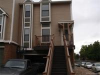 Great townhouse - end unit - 3 bedroom, 1-1/2 bath with