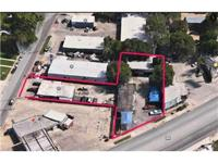 S. Lamar Commercial site for Sale. Rare! 2 real Lots