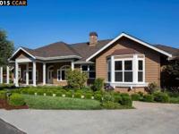 Stunning estate w/sweeping pastoral views &