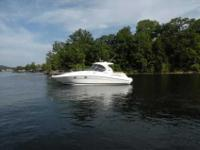 2005 Sea Ray 39 SUNDANCER Sleek hardtop express appeals
