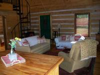 Sandy River Retreat Log Cabins and Farm Stay &