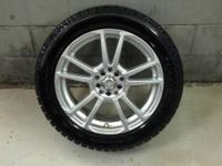 "5 lug, 17"" Kazera rims with 2 different bolt patterns"