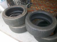 I have 4 tires that are in pretty good condition. I do