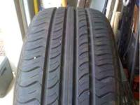 I have 3 hurcules tires in very good condition 80%or