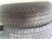 2 tires for sale......    $ 40.00    218-348-612two