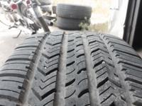 Selling a pair of Cooper Life-liner GLS 225-60-16