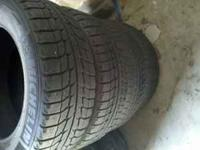 I have a set of 4 225 60 R16 tires for sale. They are