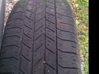 Up for sale are 4 nice Goodyear Integrity tires. 6/32 -