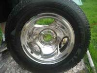 225/75R16 Rims off of a 1995 Ford Explorer. Less than